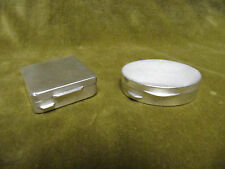 2 piluliers argent 800 italie (italian silver 2 pill boxes)