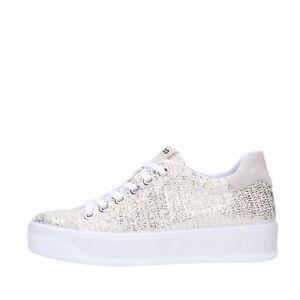 Igi&co Sneakers Pelle Donna Argento 5157411