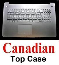 ASUS N750 N750J N750JK N750JV Keyboard Topcase - CA Canadian