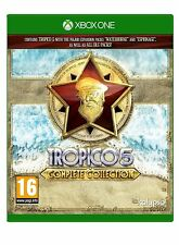 * XBOX ONE NEW SEALED Game * TROPICO 5 - Complete Collection