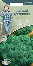 David Domoney Get Growing Broccoli Green Seeds