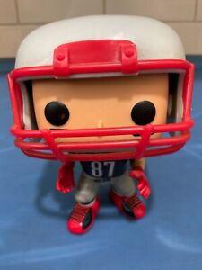 Funko Pop  -  New England Patriots  Rob Gronkowski