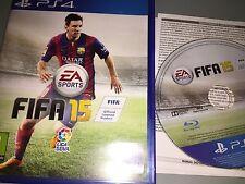 PS4 - FIFA 15 - FISICO - PAL ESPAÑA - PLAYSTATION 4 IV