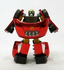 Playskool Transformers Go Bots Speed-Bot Chrome Finish