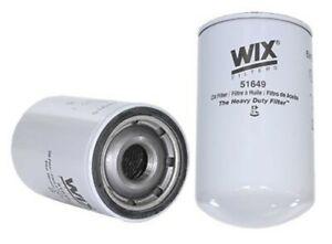 Oil Filter 51649 Wix