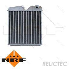Interior Heater Matrix Heat Exchanger Opel:ASTRA F,CALIBRA A 52463008 1618004