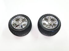 NEW TRAXXAS RUSTLER Wheels & Tires Rear RUE13