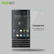 Mofi For BlackBerry Key2, 3D Curved Full Cover Tempered Glass Screen Protector