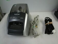 Brother QL-570 Professional High Resolution Thermal Label Printer w/ power cable