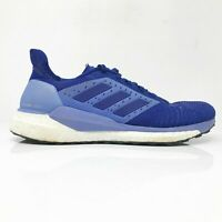 Adidas Womens Solar Glide ST BB6614 Mystery Ink Running Shoes Lace Up Size 8