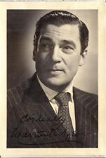 Handsome WALTER PIDGEON Hollywood Film Star Actor Vintage Original Studio Photo