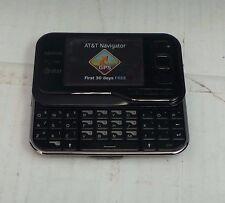 Black NOKIA 6790 Surge UNLOCKED GSM QUADBAND 3G QWERTY Bluetooth (e180)