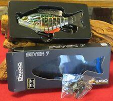 leurre biwaa seven 7--17.5cm--105 grs--sun fish