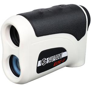 1200YD HD PRO Golf Laser Rangefinder Slope Scan Flag-Lock Jolt-Vibrate Pin-Seek