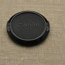 Retro Genuine Canon FD C 52mm Snap-On Front Lens Cap 50mm 1.8 (#1390)