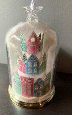 Bath and Body Works HOLIDAY VILLAGE CLOCHE NIGHTLIGHT Wallflowers Fragrance Plug