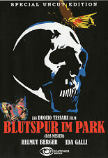 Blutspur im Park , Das Messer, special uncut Edition, DVD, new & sealed