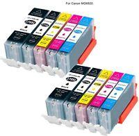 10ink toner cartridge for Canon 270 271 PIXMA MG6822 Cannon inkjet color printer