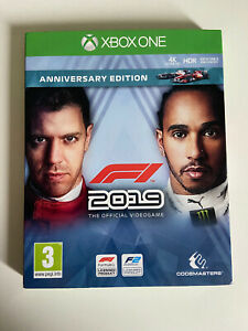 F1 2019 - Anniversary Edition (Xbox One, 2019)