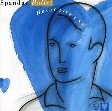 Spandau Ballet - Heart Like A Sky  / CBS RECORDS CD 1989