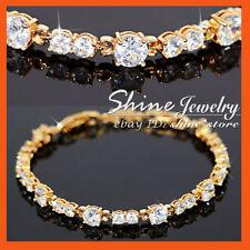 Unbranded Crystal Copper Fashion Bracelets