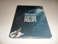 Blu-Ray CAPTAIN PHILLIPS Steelbook