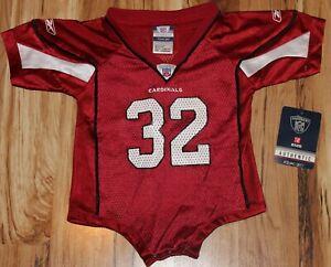 Edgerrin James Arizona Cardinals 24 Month NFL Football Jersey Baby Kyler Murray