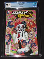 Harley Quinn #15 (2015) New 52 Amanda Conner CGC 9.8 DC Comics EH303