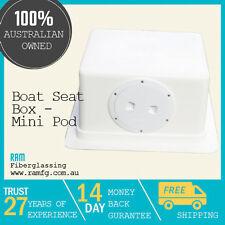 Boat Seat Box -- Mini Pod