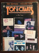 Top Of The Charts 1987 Edition Volume One (1987) Dan Coates SheetNoteMusic.com