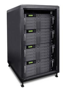 36 Burner Blu-ray DVD CD Rackmount Duplicator Copier Standalone Tower+1TB+USB