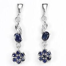 Sapphire Fine Earrings