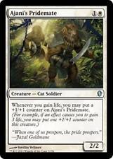 AJANI'S PRIDEMATE Commander 2013 MTG White Creature ??Cat Soldier Unc