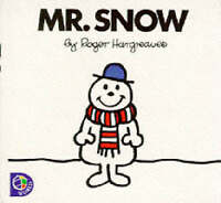 Mr.Snow (Mr. Men Library), Hargreaves, Roger, Very Good Book