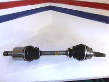 MGF/TF DRIVE SHAFT N/S/SHORT SHAFT NONE ABS NEW EX FACTORY OE OLD STOCK GENUINE