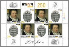 LIBERIA 2020 ** Ludwig van Beethoven Komponist Musik #39-301cB