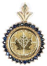 Canadian Maple Leaf 1 10 Oz Gold Bullion Coins For Sale Ebay