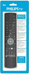 Remote Control for PHILIPS TV Model : 24PHT4003/98