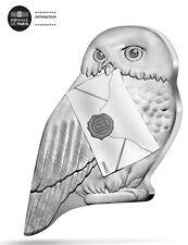 FRANCE 10 EURO BELLE EPREUVE ARGENT 2021 HARRY POTTER chouette Hedwige @ RARE