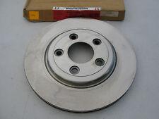 NEW ZIMMERMANN JLM20802 Rear Disc Brake Rotor For JAGUAR S Type 2000-2002