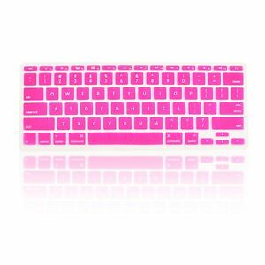 """NEW ARRIVALS! Soft Silicone Keyboard Cover for Macbook Air 11""""A1465 Only"""