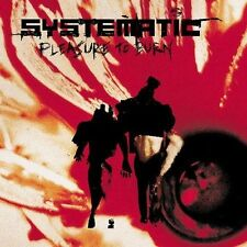 Pleasure to Burn [Clean] [Edited]by Systematic MINT CD