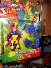Earthworm Jim Princess What'S Her Name Moc