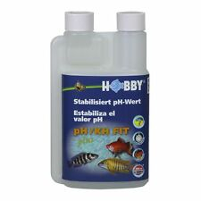 Hobby pH/KH-Fit Plus 100 ml Carbonate hardness Water treatment ph Level Addition