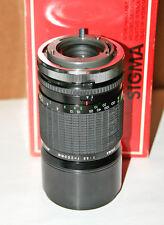 Obiettivo Lens Sigma 200mm  per fotocamera Canon FD - Nuovo