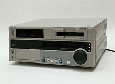 SONY DSR-1600A DVCAM DIGITAL MINI-DV DV VIDEO PLAYER RECORDER NTSC DRUM HRS:237