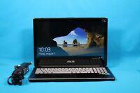 """ASUS Q551L 15.6"""" Laptop Touchscreen Intel i7-4510U 2GHz 8GB Ram 1TB HDD Win10"""