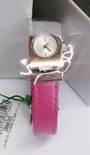 Lacoste 2000355 Womens Pink Leather Strap Watch - NEW & BOXED & TAGS  -  GENUINE