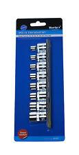 8 Piezas 1cm Mujer E Estrella toma de corriente en riel E4,E5,E6,E7,E8,E10,E12