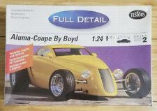 Testors Aluma-Coupe By Boyd 1/24 Scale